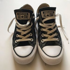 Converse, All Star black and white